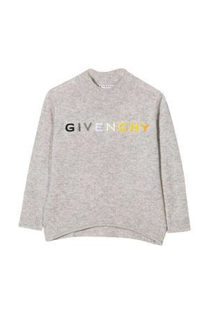 Maglia grigia teen Givenchy Kids Givenchy Kids | 7 | H15176A07T