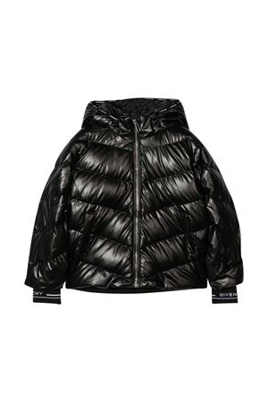 Piumino nero Givenchy Kids Givenchy Kids | 783955909 | H1606809B