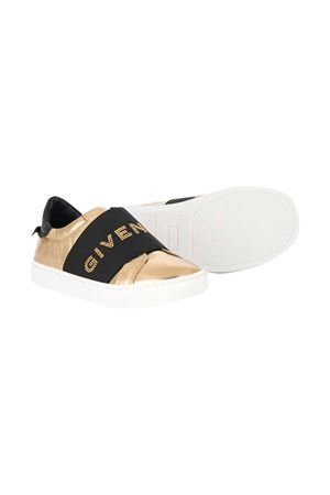 Gold sneakers Givenchy Kids Givenchy Kids | 12 | H19038Z98