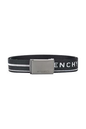 Cintura nera Givenchy Kids Givenchy Kids | 22 | H20037M41