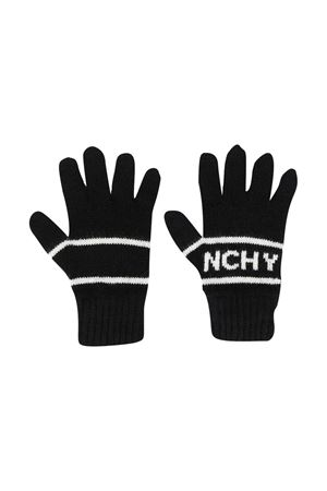 Guanti neri Givenchy Kids Givenchy Kids | 34 | H20038M41
