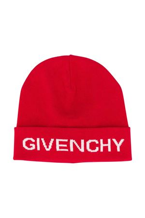 Red cap Givenchy kids  Givenchy Kids | 75988881 | H21038991