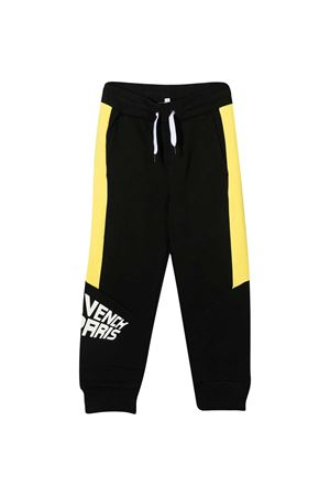 Black teen jogging pants Givenchy kids  Givenchy Kids | 9 | H24102M55T