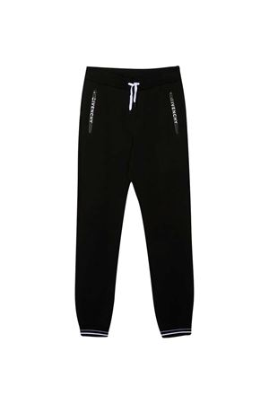 Black sports trousers Givenchy Kids  Givenchy Kids | 9 | H2410309BT