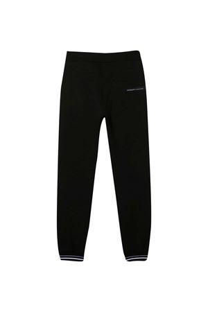 Pantaloni neri Givenchy Kids Givenchy Kids | 9 | H2410309B