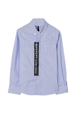 Camicia a righe teen Givenchy Kids Givenchy Kids | 5032334 | H25200N48T