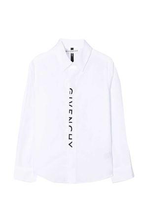 Camicia bianca Givenchy kids Givenchy Kids | 5032334 | H2520110B