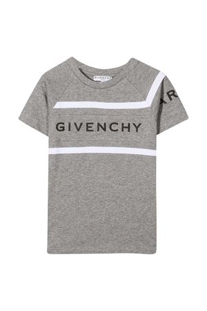 T-shirt grigia Givenchy kids Givenchy Kids | 8 | H25212A47