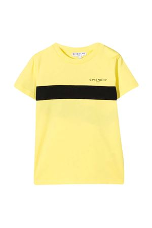 Yellow t-shirt Givenchy Kids Givenchy Kids | 8 | H25217508