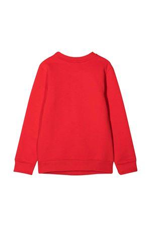 Felpa rossa Givenchy kids Givenchy Kids | -108764232 | H25J45991