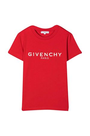 Red t-shirt Givenchy Kids Givenchy Kids | 8 | H25J47991