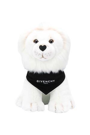 Peluche leone bianco Givenchy Kids Givenchy Kids | 1737628459 | H90J5210B