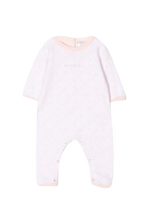 Pink Givenchy Kids baby suit Givenchy Kids | -1617276553 | H9405145S