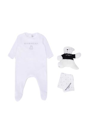 White baby suit Givenchy Kids  Givenchy Kids | 75988882 | H9K03010B