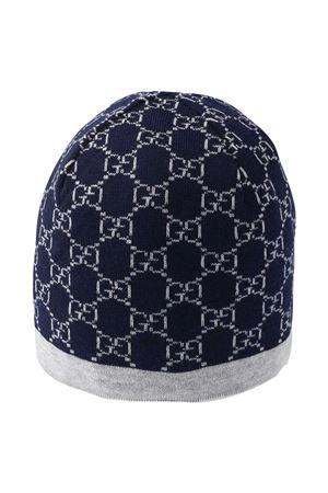 Gucci Kids blue cap  GUCCI KIDS   75988881   4186094K2064163