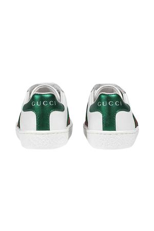 White sneaker Gucci kids GUCCI KIDS | 90000020 | 433146CPWE09075