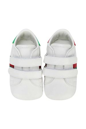 Gucci Kids baby sneakers GUCCI KIDS | 90000020 | 500852BKPT09070