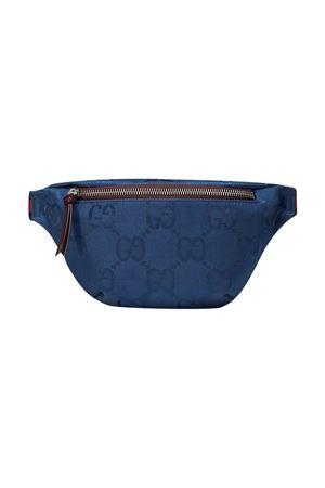 Blue belt bag Gucci kids  GUCCI KIDS | 5032342 | 502095H9HIN8278