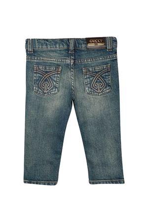 Jeans dritti neonato Gucci Kids GUCCI KIDS | 9 | 566100XDBCO4447