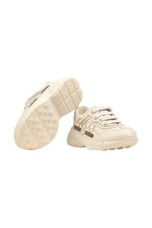 Baby sneakers Gucci Kids  GUCCI KIDS | 90000020 | 579317DRW009522