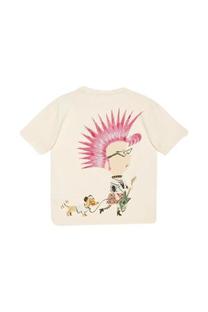 White t-shirt Gucci kids  GUCCI KIDS | 8 | 580991XJCTH9756