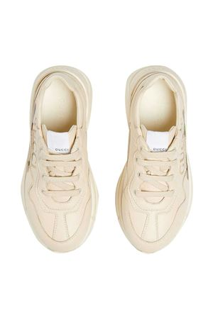 Sneakers panna Gucci kids GUCCI KIDS | 90000020 | 585089DRW009522