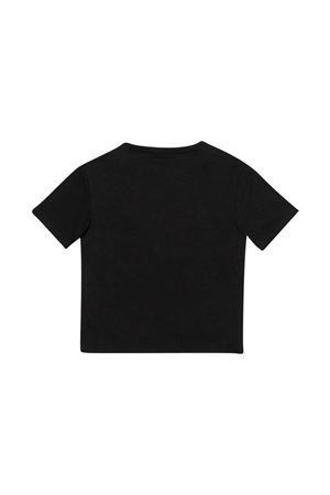 Black T-shirt Gucci kids  GUCCI KIDS | 8 | 586167XJCPU1152