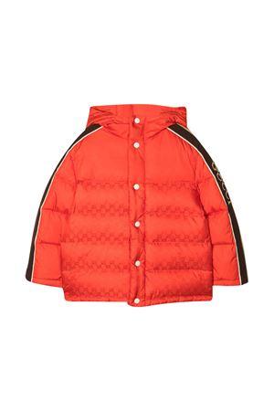 Piumino arancio Gucci kids GUCCI KIDS | 1236091882 | 616100XWAJG7003