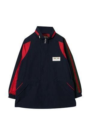 Gucci Kids blue jacket  GUCCI KIDS | 3 | 616145XWAJJ4020