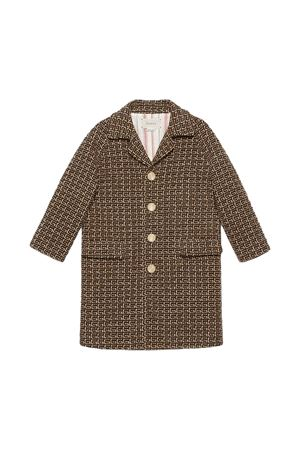 Gucci Kids beige coat  GUCCI KIDS | 17 | 616187XWAJQ2007