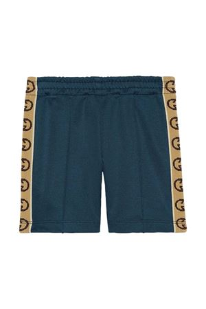 Pantaloni blu Gucci kids GUCCI KIDS | 9 | 616277XJCOU4843