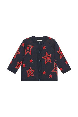 Gucci Kids blue cardigan  GUCCI KIDS | 39 | 621857XKBGX4696