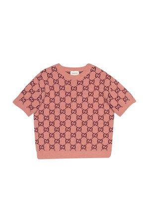 Top rosa Gucci Kids GUCCI KIDS | 7 | 621859XKBD75688