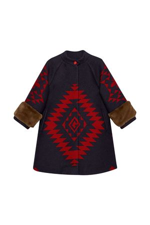 Gucci Kids blue coat GUCCI KIDS | 17 | 622172ZAE4X4369