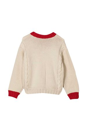 Cream cardigan Gucci kids GUCCI KIDS | 39 | 622699XKBGZ9084