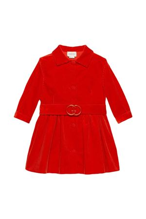 Red dress Gucci kids  GUCCI KIDS | 11 | 622848XWAKB6033