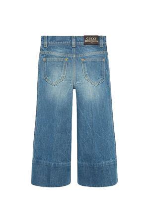 Blue jeans Gucci kids  GUCCI KIDS | 9 | 625586XDBAP4447