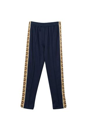 Blue trousers Gucci Kids  GUCCI KIDS | 9 | 626255XJCOU4843