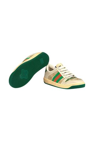Sneakers GG Supreme Gucci Kids GUCCI KIDS | 90000020 | 626620G17609666