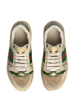 GG Supreme sneakers Gucci Kids GUCCI KIDS | 90000020 | 626620G17609666