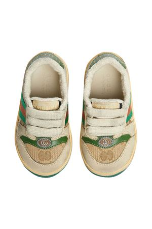 Gucci Kids GG Supreme sneakers GUCCI KIDS | 90000020 | 626625G17609666