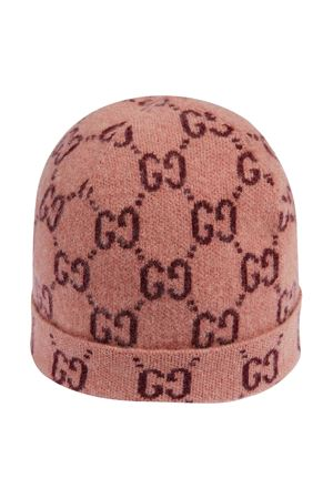 Berretto rosa Gucci Kids GUCCI KIDS | 75988881 | 6275624K2065873