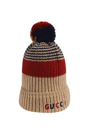 Berretto Gucci Kids con pompon GUCCI KIDS | 75988881 | 6275764K2069868