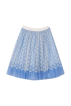 Light blue skirt GG Gucci Kids GUCCI KIDS | 15 | 629155ZAE024345