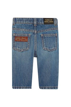 Newborn jeans Gucci Kids GUCCI KIDS | 9 | 629454XDBDC4447