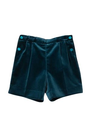Avio green shorts Gucci Kids  GUCCI KIDS | 30 | 629580XWAJ94012