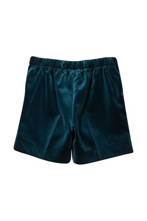 Shorts verde avio Gucci Kids GUCCI KIDS | 30 | 629580XWAJ94012