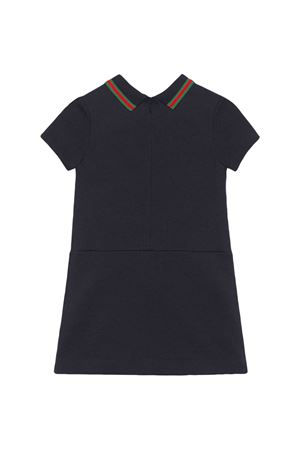 Blue dress Gucci kids  GUCCI KIDS | 11 | 630513XJCSG4264
