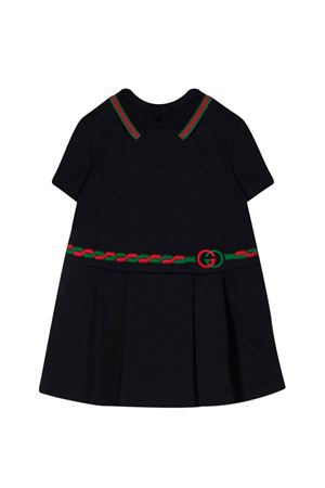 Blue dress baby Gucci kids  GUCCI KIDS | 11 | 630561XJCSG4264