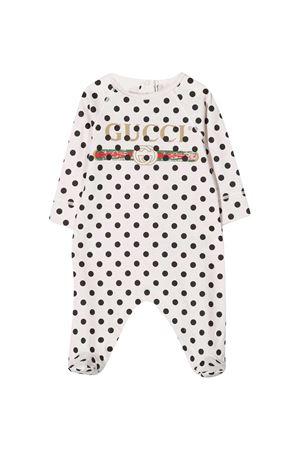 Polka dot newborn set Gucci Kids GUCCI KIDS | 75988882 | 630740XJCTA9241